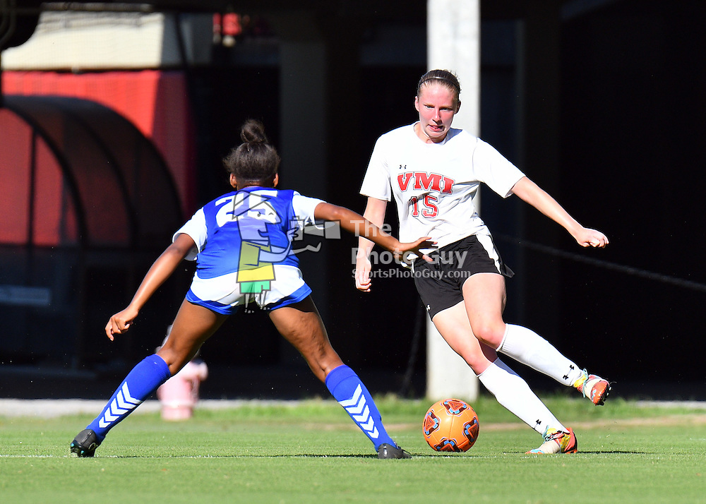 NCAA Women's Soccer: Keydets sink Lady Pirates, 7-0