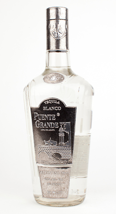 Puente Grande blanco -- Image originally appeared in the Tequila Matchmaker: http://tequilamatchmaker.com