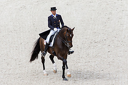 Steffen Peters, (USA), Legolas 92 - Grand Prix Team Competition Dressage - Alltech FEI World Equestrian Games™ 2014 - Normandy, France.<br /> © Hippo Foto Team - Leanjo de Koster<br /> 25/06/14