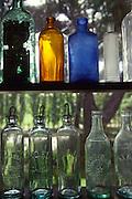 Bottles, Alexander & Baldwin Sugar Museum, Maui, Hawaii<br />