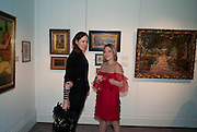 ladonna bentley; nadia zahmoul, Book launch for ' art and Patronage: The Middle East' at Sotheby's. London. 22 November 2010. -DO NOT ARCHIVE-© Copyright Photograph by Dafydd Jones. 248 Clapham Rd. London SW9 0PZ. Tel 0207 820 0771. www.dafjones.com.