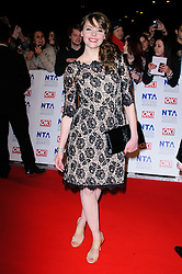 Kate Ford at the National Television Awards held in London on Wednesday, 25th January 2012. Photo by: i-Images