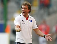 Trainer Thomas Doll HSV<br /> Bundesliga Eintracht Frankfurt - Hamburger SV<br />  Norway only