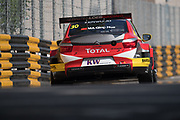 MA Qing Hua, Sebastien Loeb Racing, Citroën C-Elysée WTCC<br /> 64th Macau Grand Prix. 15-19.11.2017.<br /> Suncity Group Macau Guia Race - FIA WTCC<br /> Macau Copyright Free Image for editorial use only