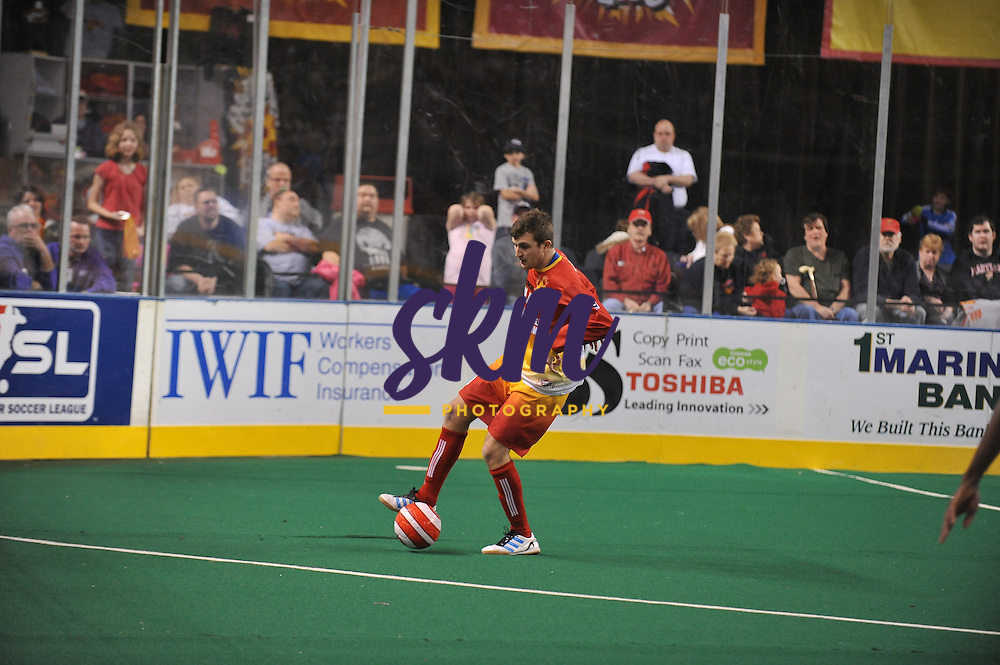 In a battle for first place the Baltimore Blast took on arch rival Milwaukee Wave in the last regular season home game for the Blast, winning 10-6.In a battle for first place the Baltimore Blast took on arch rival Milwaukee Wave in the last regular season home game for the Blast, winning 10-6.