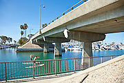 "Dana Point Harbor ""Mike"" Kirwan Bridge"