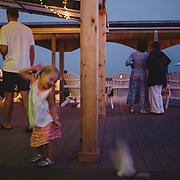 Today's  Summer sunrise at Narragansett Town Beach,  .  August  3, 2013.