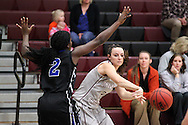 November 19, 2015: The Southwestern Christian University Eagles play against the Oklahoma Christian University Lady Eagles in the Eagles Nest on the campus of Oklahoma Christian University.