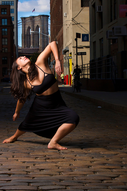 Dance As Art-The New York Photography Project featuring Summation Dance Company dancer, Sumi Clements