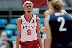 20050924 CRO: EK Volleybal Rusland - Polen, Zagreb