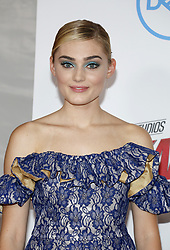 Meg Donnelly at the Los Angeles premiere of 'Ant-Man And The Wasp' held at the El Capitan Theatre in Hollywood, USA on June 25, 2018.
