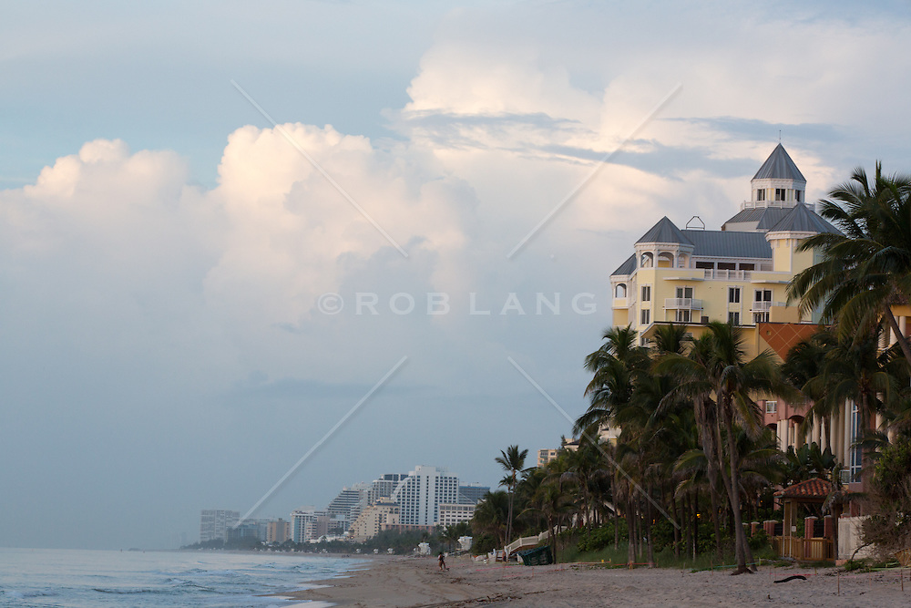 Fort Lauderdale hotels by the ocean