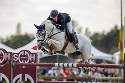 Anthonissen Bart, BEL, Mr Blue C<br /> Groenten Jumping - Sint Kathelijne Waver 2020<br /> © Hippo Foto - Dirk Caremans<br /> 21/07/2020