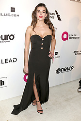 February 24, 2019 - West Hollywood, CA, USA - LOS ANGELES - FEB 24:  Marikah Cunningham at the Elton John Oscar Viewing Party on the West Hollywood Park on February 24, 2019 in West Hollywood, CA (Credit Image: © Kay Blake/ZUMA Wire)