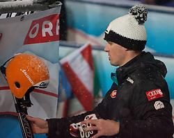 21.12.2011, Hermann Maier Weltcup Strecke, Flachau, AUT, FIS Weltcup Ski Alpin, Herren, Slalom, im Bild Matthias Lanzinger (AUT, Vorläufer) nach seinem 2. Durchgang // Matthias Lanzinger of Austria (Vorrunner) after his 2nd run of Slalom race at FIS Ski Alpine World Cup 'Hermann Maier World Cup' course in Flachau, Austria on 2011/12/21. EXPA Pictures © 2011, PhotoCredit: EXPA/ Johann Groder
