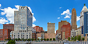 Buildings in downtown Cincinnati, Ohio