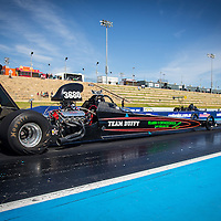 Jim Duffy (3680) launching his Modified Dragster at the Perth Motorplex.