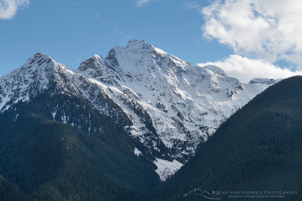 Colonial Peak, Ross Lake National Recreation Area, North Cascades Washington
