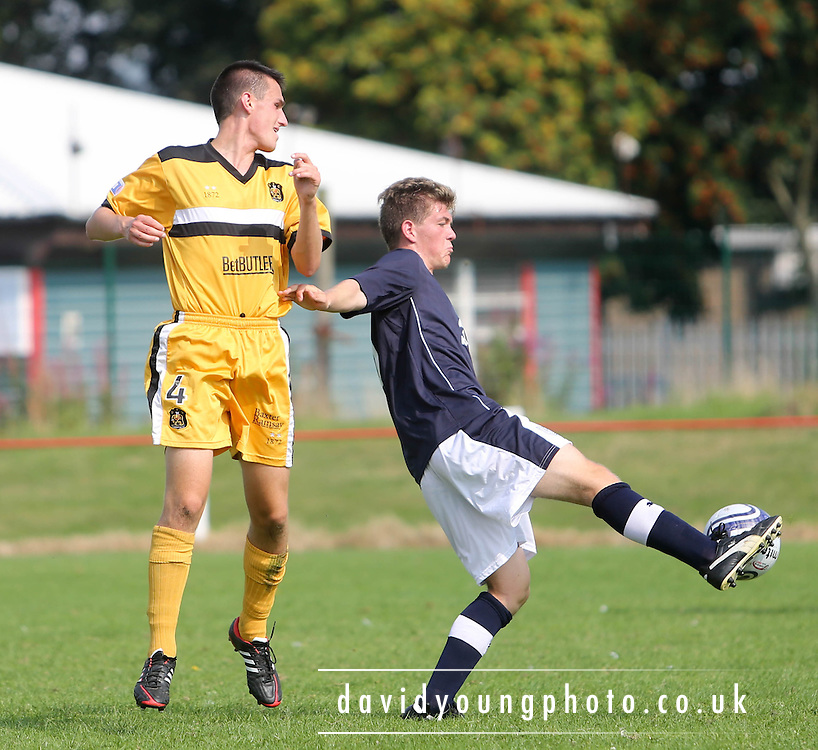 Lee Cameron - Dundee v Dumbarton - SPFL Under 19s League<br />  <br />  - &copy; David Young - www.davidyoungphoto.co.uk - email: davidyoungphoto@gmail.com