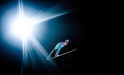 05.01.2016, Paul Ausserleitner Schanze, Bischofshofen, AUT, FIS Weltcup Ski Sprung, Vierschanzentournee, Qualifikation, im Bild Andreas Stjernen (NOR) // Andreas Stjernen of Norway during his Qualification Jump for the Four Hills Tournament of FIS Ski Jumping World Cup at the Paul Ausserleitner Schanze, Bischofshofen, Austria on 2016/01/05. EXPA Pictures © 2016, PhotoCredit: EXPA/ JFK