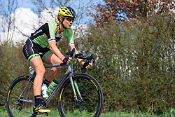 Alison Tetrick (Cylance Pro Cycling) - Grand Prix de Dottignies 2016. A 117km road race starting and finishing in Dottignies, Belgium on April 4th 2016.
