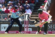 Jon-Jon Smuts  during the One Day International match between South Africa and England at Bidvest Wanderers Stadium, Johannesburg, South Africa on 9 February 2020.