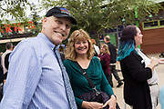 Happy Hollow Foundation host their annual fundraising event Rendezvous at the Zoo at Happy Hollow Zoo in San Jose, California, on September 7, 2019. (Stan Olszewski/SOSKIphoto)