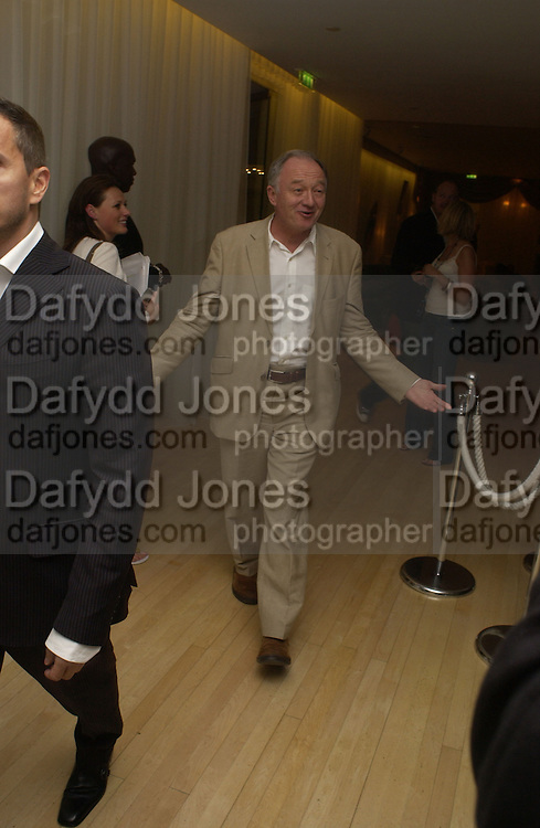 "Ken Livingstone  at post - premiere party for   ""The Island"" at the Sanderson, London. 7 August 2005. , ONE TIME USE ONLY - DO NOT ARCHIVE  © Copyright Photograph by Dafydd Jones 66 Stockwell Park Rd. London SW9 0DA Tel 020 7733 0108 www.dafjones.com"