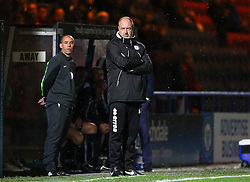Rochdale Manager Keith Hill  - Mandatory byline: Matt McNulty/JMP - 07966 386802 - 06/10/2015 - FOOTBALL - Spotland Stadium - Rochdale, England - Rochdale v Chesterfield - Johnstones Paint Trophy