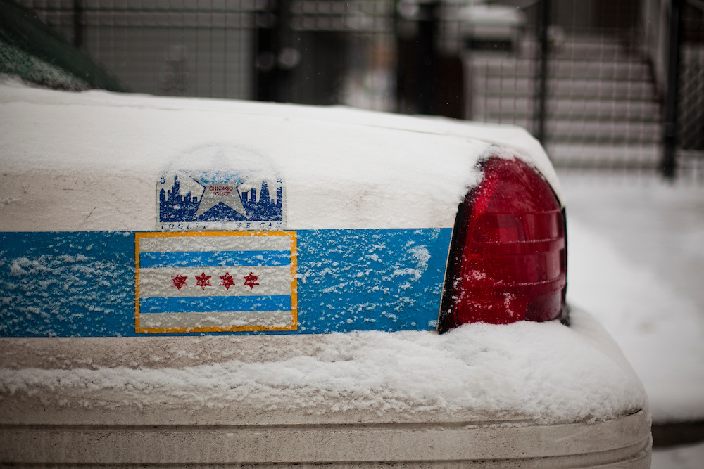 Street Photography in the Bucktown neighborhood of Chicago