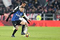 09.12.2017 - Torino - Serie A 2017/18 - 16a giornata  -  Juventus-Inter nella  foto: Mauro Icardi