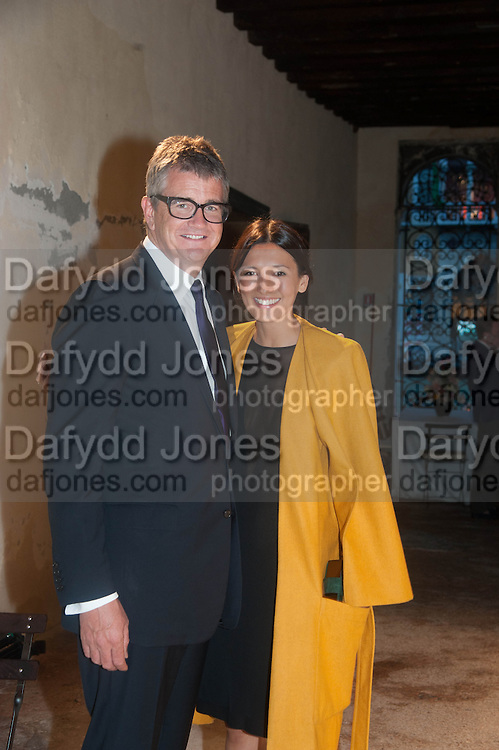 JAY JOPLING; HIKARI YOKOYAMA, preview of Pinchuk Foundation's Future Generation Art Prize,     Palazzo Contarini PolignacVenice. Venice Bienalle. Thursday 30 May).
