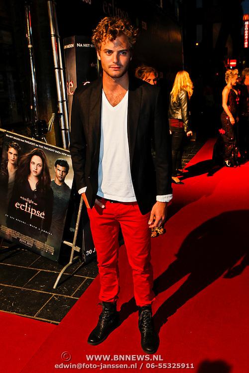 NLD/Amsterdam/20100629 - Premiere Twilight Saga - The Eclipse, Jim Bakkum