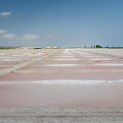 As Salinas da Macaca na província de Benguela. Angola. 2007