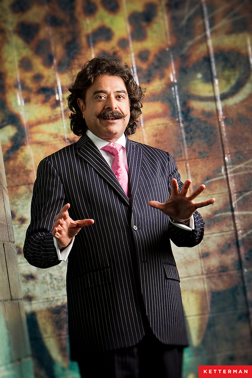 Shahid Khan, owner of the Jacksonville Jaguars