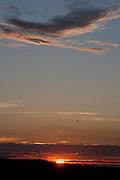 Itupeva_SP, Brasil...Por do sol na  regiao de Itupeva em Sao Paulo...Sunset in Itupeva in Sao Paulo...Foto: MARCUS DESIMONI / NITRO