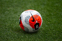 General view of the new Nike match ball - Mandatory by-line: Jack Phillips/JMP - 22/02/2020 - FOOTBALL - Turf Moor - Burnley, England - Burnley v Bournemouth - English Premier League