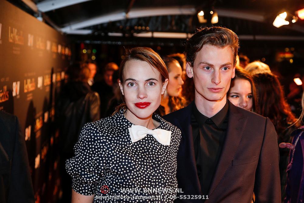 NLD/Amsterdam/20130109 - Filmpremiere Les Misarables, ................