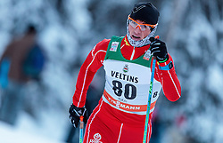 27.11.2016, Nordic Arena, Ruka, FIN, FIS Weltcup Langlauf, Nordic Opening, Kuusamo, Herren, im Bild Denis Volotka (KAZ) // Denis Volotka of Kazakhstan during the Mens FIS Cross Country World Cup of the Nordic Opening at the Nordic Arena in Ruka, Finland on 2016/11/27. EXPA Pictures © 2016, PhotoCredit: EXPA/ JFK