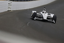 May 18, 2018 - Indianapolis, Indiana, United States of America - JOSEF NEWGARDEN (1) of the United States brings his car down the frontstretch during ''Fast Friday'' practice for the Indianapolis 500 at the Indianapolis Motor Speedway in Indianapolis, Indiana. (Credit Image: © Chris Owens Asp Inc/ASP via ZUMA Wire)