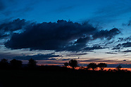 sunset Covid 19