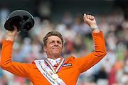 Jeroen Dubbeldam and Zenith SFN World Champion Individual Jumping<br /> Alltech FEI World Equestrian Games™ 2014 - Normandy, France.<br /> © DigiShots