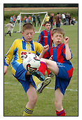 Basingstoke Colts FC Tournament. Sun 12-6-2005. Afternoon. Boys