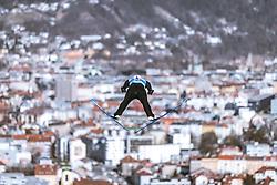 21.02.2019, Bergiselschanze, Innsbruck, AUT, FIS Weltmeisterschaften Ski Nordisch, Seefeld 2019, Nordische Kombination, Skisprung, Training, im Bild Magnus Krog (NOR) // Magnus Krog of Norway during a training of Ski Jumping competition for Nordic Combined of FIS Nordic Ski World Championships 2019. Bergiselschanze in Innsbruck, Austria on 2019/02/21. EXPA Pictures © 2019, PhotoCredit: EXPA/ Dominik Angerer