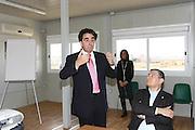 DESCRIZIONE : Roma Tor Vergata PalaCalatrava Commissione FIBA in visita per assegnazione dei Mondiali 2014<br /> GIOCATORE : Santiago Calatrava<br /> SQUADRA : Fiba Fip<br /> EVENTO : Visita per assegnazione dei Mondiali 2014<br /> GARA :<br /> DATA : 02/04/2009<br /> CATEGORIA : Ritratto<br /> SPORT : Pallacanestro<br /> AUTORE : Agenzia Ciamillo-Castoria/G.Ciamillo<br /> Galleria : Italia 2014<br /> Fotonotizia : Roma visita per assegnazione dei Mondiali 2014<br /> Predefinita :