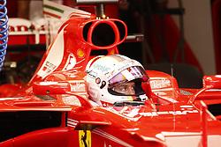 November 11, 2017 - Sao Paulo, Brazil - Motorsports: FIA Formula One World Championship 2017, Grand Prix of Brazil, ..#5 Sebastian Vettel (GER, Scuderia Ferrari) (Credit Image: © Hoch Zwei via ZUMA Wire)