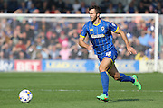 Jon Meades of AFC Wimbledon during the Sky Bet League 2 match between AFC Wimbledon and Barnet at the Cherry Red Records Stadium, Kingston, England on 3 October 2015. Photo by Stuart Butcher.