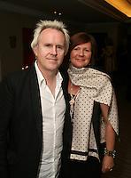 Howard Jones and wife Jan