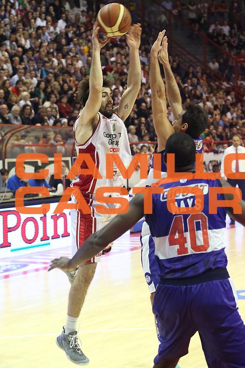 DESCRIZIONE : Campionato 2014/15 Giorgio Tesi Group Pistoia - Enel Brindisi<br /> GIOCATORE : Filloy Ariel <br /> CATEGORIA : Passaggio<br /> SQUADRA : Giorgio Tesi Group Pistoia<br /> EVENTO : LegaBasket Serie A Beko 2014/2015<br /> GARA : Giorgio Tesi Group Pistoia - Enel Brindisi<br /> DATA : 13/12/2014<br /> SPORT : Pallacanestro <br /> AUTORE : Agenzia Ciamillo-Castoria / Stefano D'Errico<br /> Galleria : LegaBasket Serie A Beko 2014/2015<br /> Fotonotizia : Campionato 2014/15 Giorgio Tesi Group Pistoia - Enel Brindisi<br /> Predefinita :