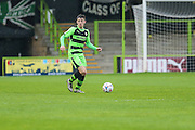 Louis McGrory during the Glos Senior Cup Final match between Forest Green Rovers and Bishops Cleeve at the New Lawn, Forest Green, United Kingdom on 2 May 2016. Photo by Shane Healey.